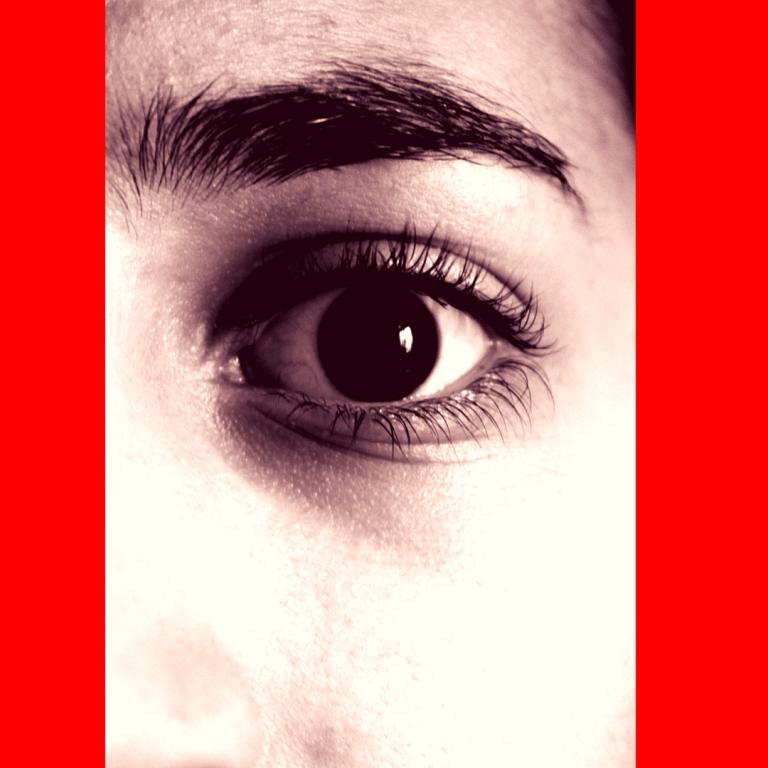 photo eye red drama better frame