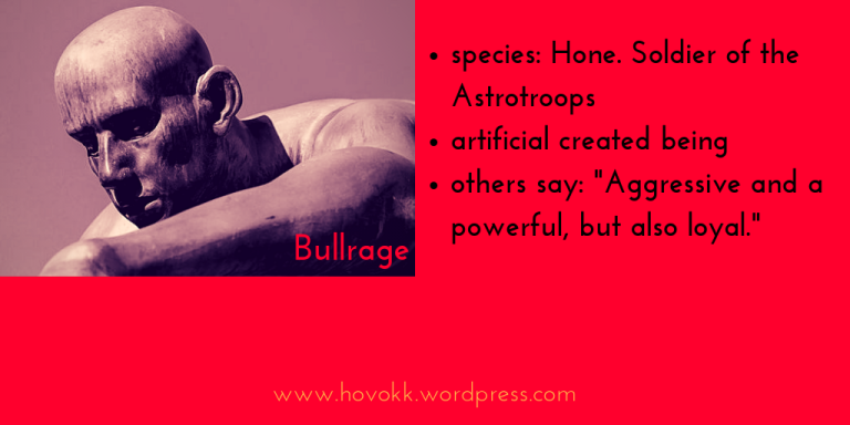 8. introduce Bullrage - english
