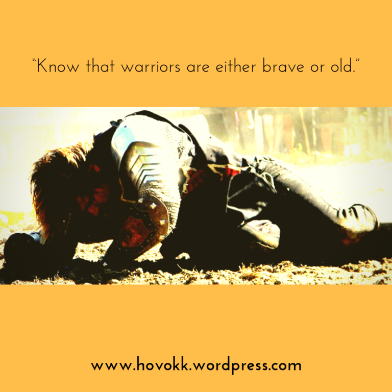warriors brave or old